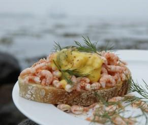 Det er deilig å spise i Danmark
