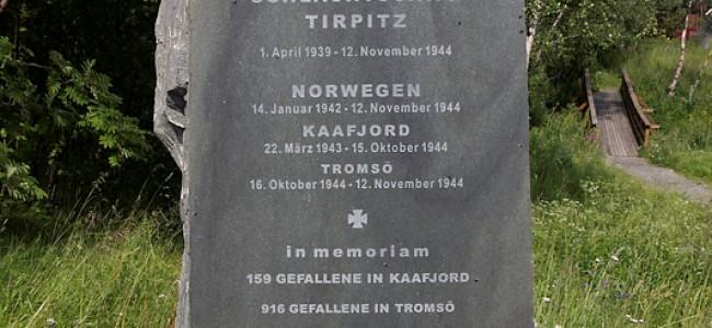 Tirpitz Museum Alta