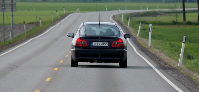 Nasjonale bilbeltekontroller 1.–3.juni